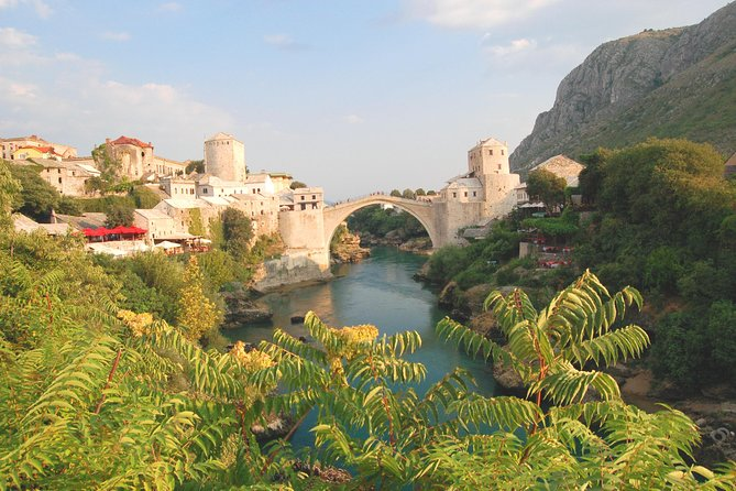 Kravice Waterfalls and Mostar Day Trip from Split