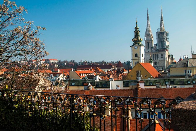 Zagreb Sightseeing Tour with Wine Tasting