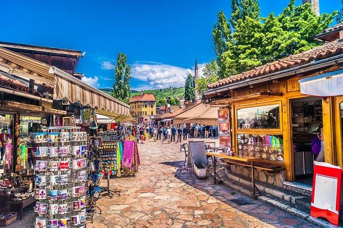 Bosnia and Herzegovina's Capital Sarajevo Private Tour from Split