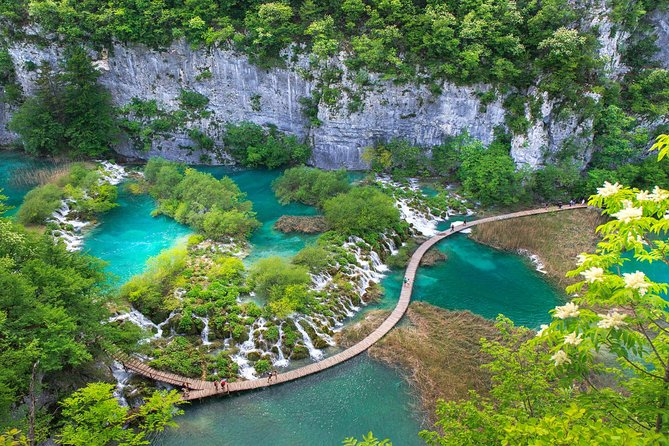 Private Tour: Plitvice Lakes National Park Day Trip from Split