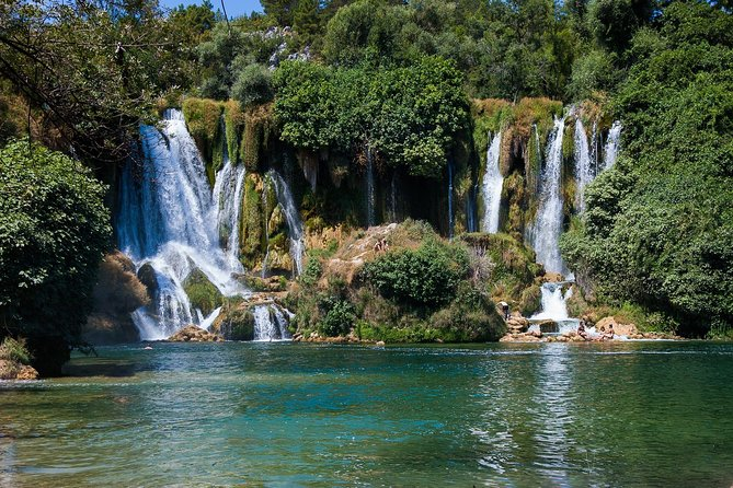 Kravice Waterfalls, Mostar and Pocitelj Day Tour from Dubrovnik