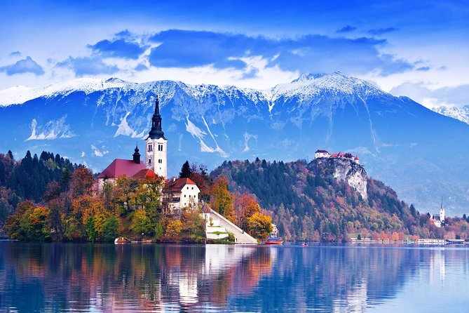 Ljubljana and Bled: The City of Dragon and Alpine Beauty Day Trip from Zagreb