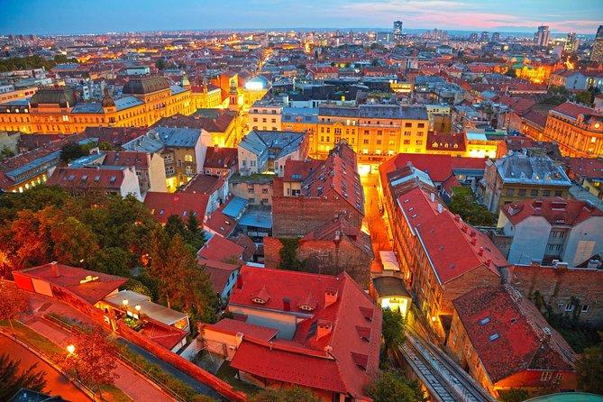 Tour privato: The Streets of Zagreb