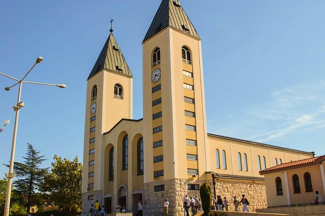 Holy Place of Medjugorje