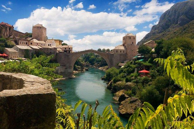 Excursão de 4 noites por três países saindo de Dubrovnik: Croácia, Montenegro e Bósnia e Herzegovina