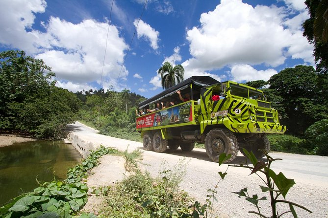 Countryside Eco-Truck Safari