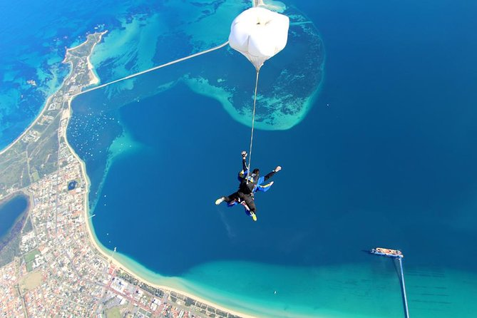 Skydive Perth From 15000ft With Beach Landing