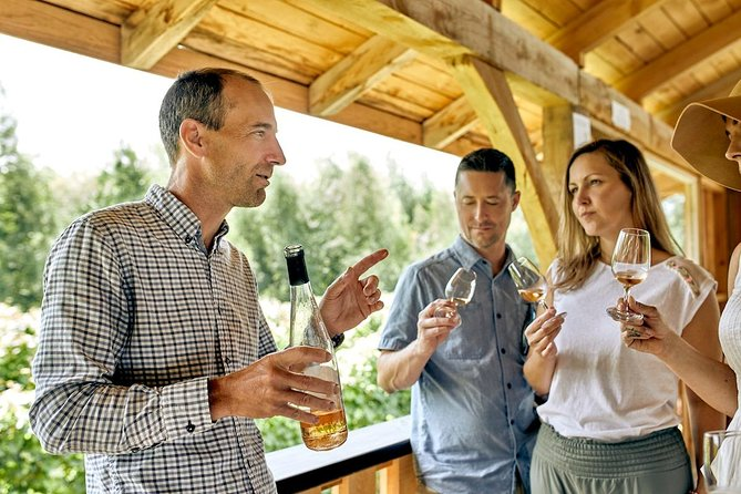Small-Group Quebec Wine Tour from Montreal