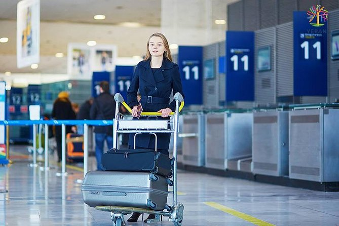 Airport Transfer: From Airport to Yerevan or Vice Versa