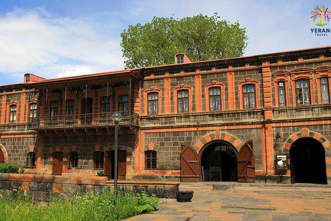 Privat tur till: Gyumri stadstur, Dzitoghtsyan-museet, Marmashen-klostret