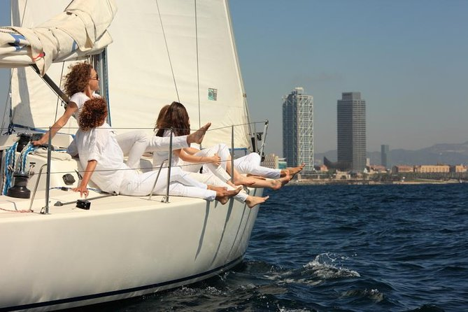 Chill Out Sailing from Barcelona - Private Tour