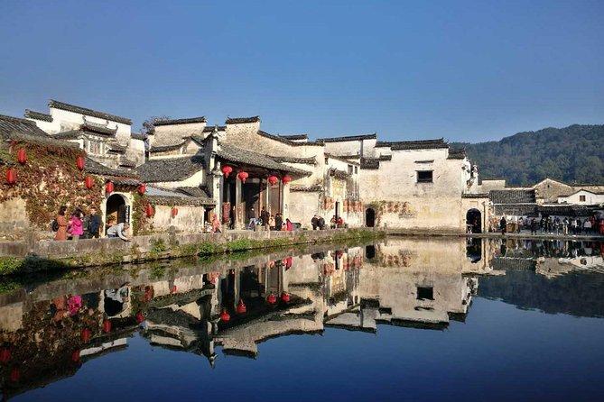 Private daily tour- Hongcun Village &Nanping Village &Mukeng Bamboo Forest Tour