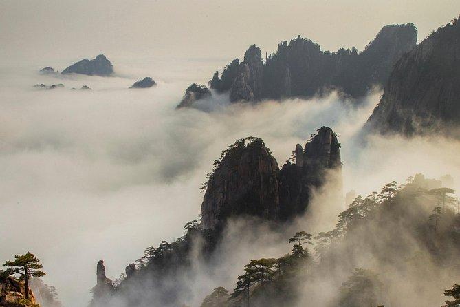 Sea of Clouds in Huangshan