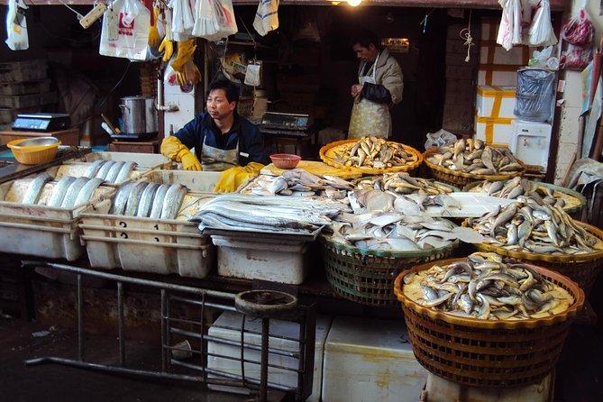 Private 2-Hour Farmers' Market Tour in Shanghai