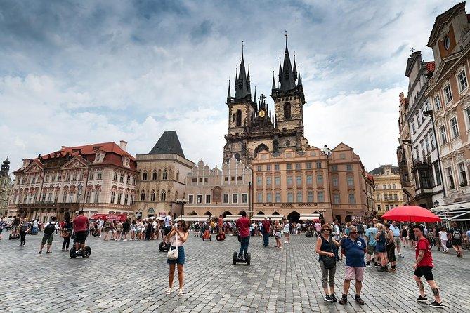Prague Old Town: Private Tour