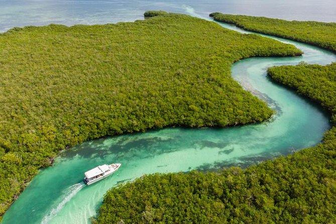 Isla Mujeres, Playa Norte and Nichupte Lagoon Water Tour
