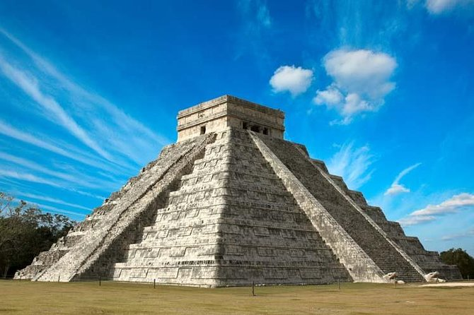 CHICHEN ITZA CLASSIC FROM PLAYA DEL CARMEN