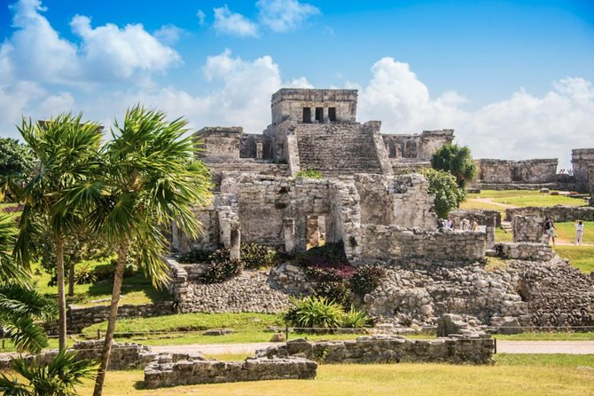 Tulum And Cenote Tour From Playa Del Carmen