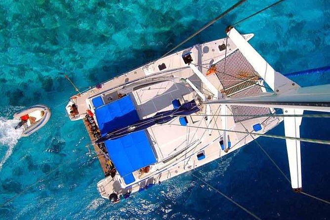 Isla Mujeres Island Catamaran