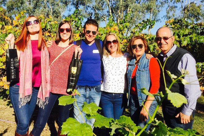 Swan Valley Tour from Perth: Wine, Beer and Chocolate Tastings photo 1