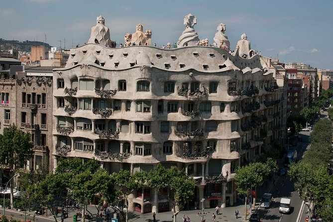 Artistic Barcelona: The Best of Gaudi Afternoon Tour photo 4