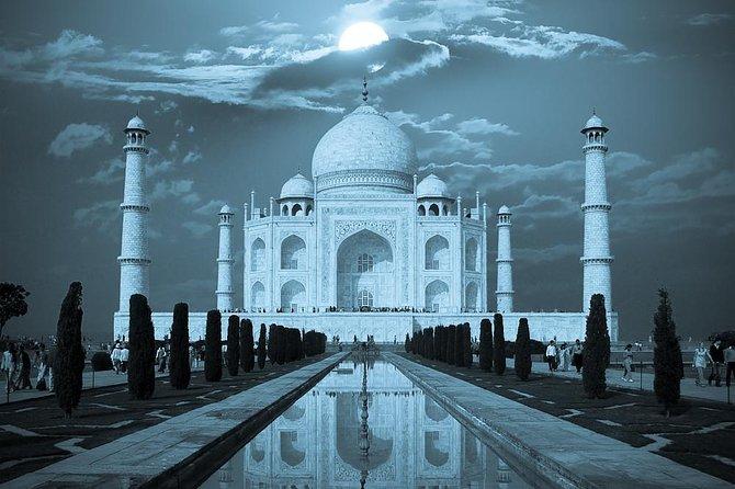 Delhi to Agra Private 2-Day Tour with Taj Mahal at Full Moon 2021 - New  Delhi