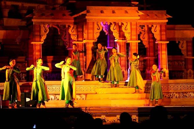 Excursión de 3 días al festival privado de Khajuraho