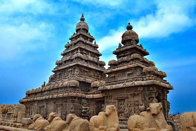 Private Full-Day Mahabalipuram History Tour from Chennai
