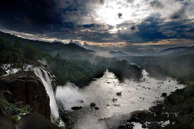 Athirappilly Falls and Vazhachal Falls Private Tour from Kochi