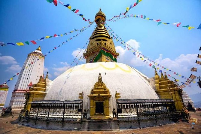 Full Day Sightseeing Tour of Kathmandu including Swayambunath Stupa
