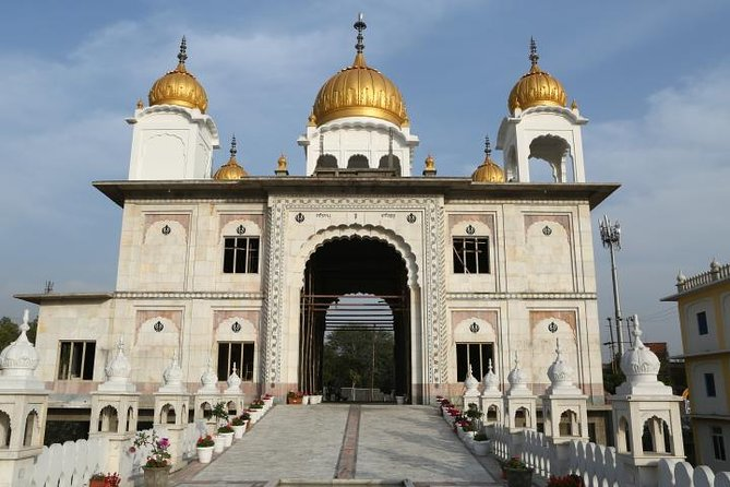 Private Half-Day Village and Tarn Taran Temple Tour in Amritsar