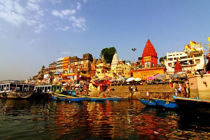 Private 3-Night Varanasi Tour from Delhi with Round-Trip by Train