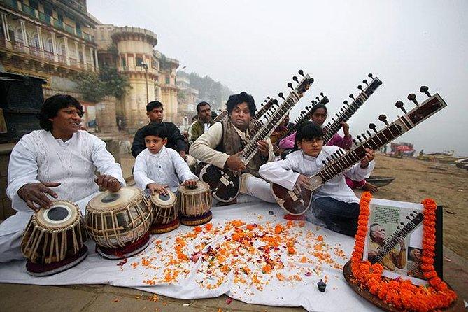 Classical Music Walking Tour in Varanasi