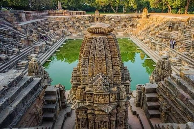 Sun Temple Tour From Ahmedabad