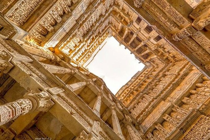 Patan and Modhera Sightseeing tour from Ahmedabad