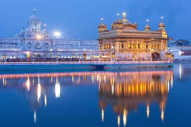 Amritsar Day Tour: Golden Temple and Jalliawala Bagh with Local Food