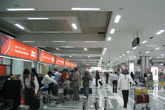 Airport Transfer: Sri Guru Ram Dass Jee International Airport (ATQ) to Local Hotels in Amritsar