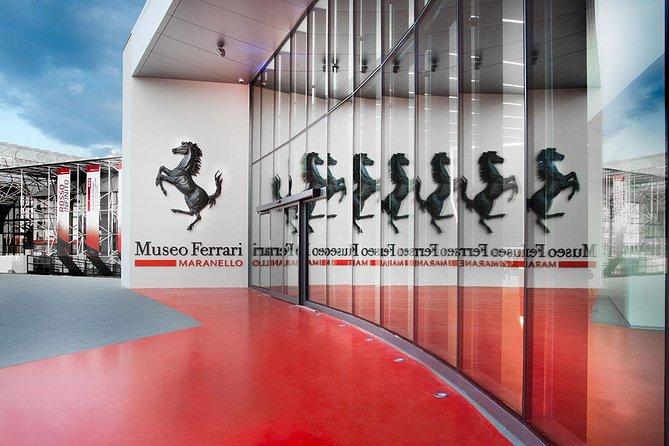 Discover Ferrari & Pavarotti Land from Bologna