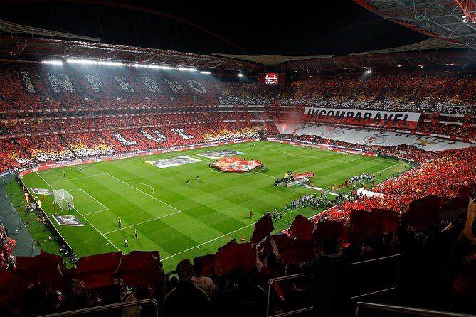 Private Tour: Lisbon Football Experience