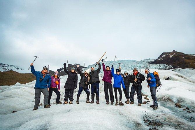 Vatnajokull Small Group Glacier Hike From Skaftafell