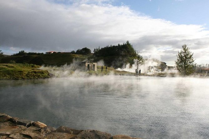 Small Group Golden Circle and Secret Lagoon Hot Springs Tour from Reykjavik