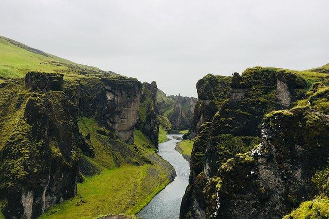 3-Day Reykjavik, Golden Circle, Ice Cave, Jokulsarlon & Fjadrargljufur Canyon