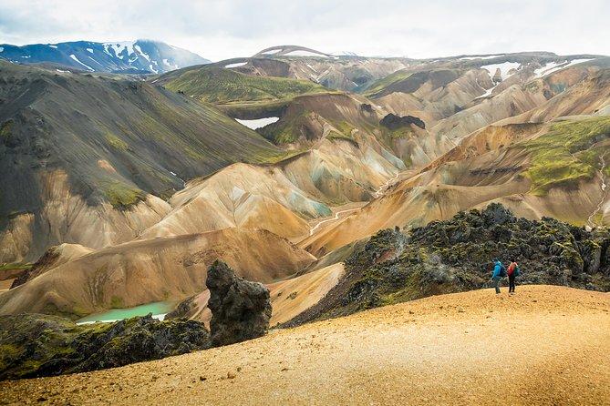 Landmannalaugar Hiking Tour - Highlands of Iceland