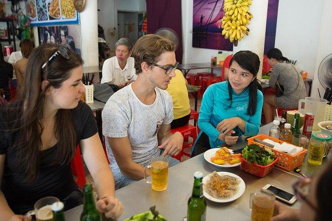 Evening Hanoi Motorbike Foodie Tour