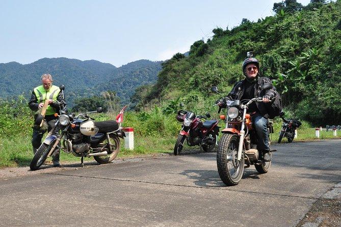5 Day Motorbike Discovery Ha Giang Yen Minh Dong Van Meo Vac from Hanoi