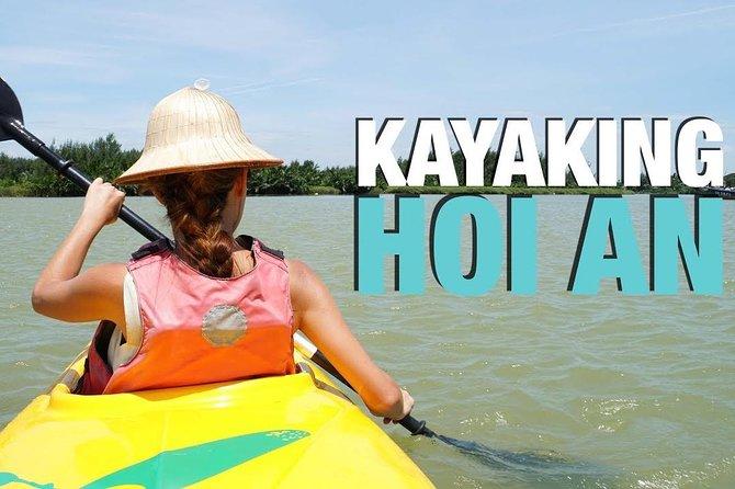 Hoi An kayak tour