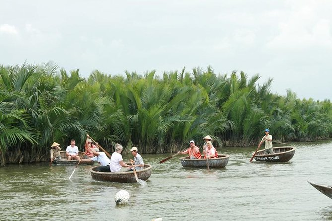 Farming and Fishing Life tour from Hoi An