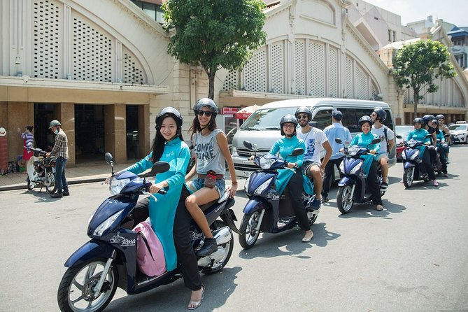 Motorbike Tour in the Morning