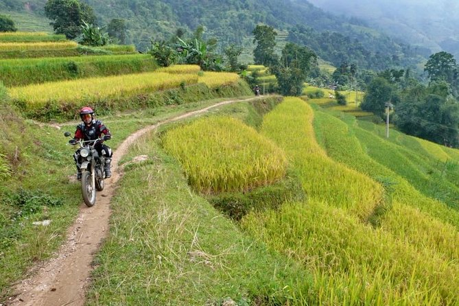 3 nights 2 days Private tour Sapa motorbike and homestay experience from Hanoi