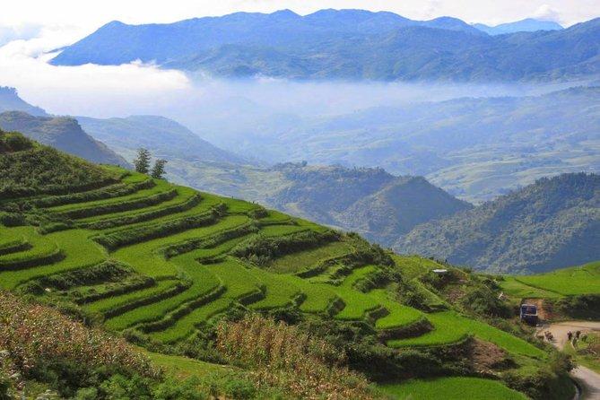 1 day Private tour Sapa trekking Y Linh Ho - Lao Chai - Ta Van (start from Sapa)